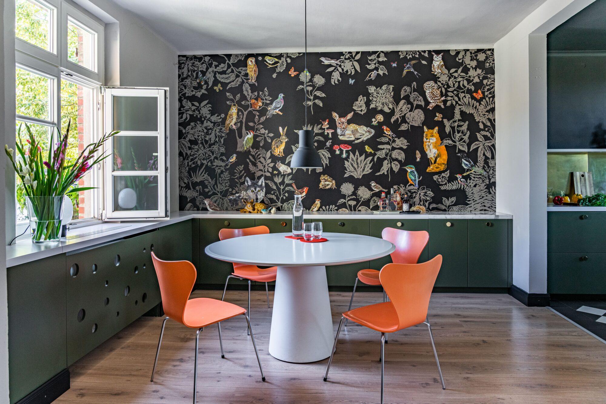 7'er stol – dansk design til hjemmet
