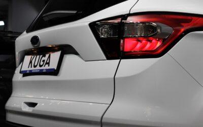 Oplev den nye og populære Ford Kuga Phev