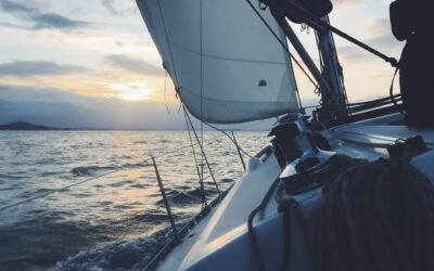 Kom ud at sejle med det rette båd udstyr