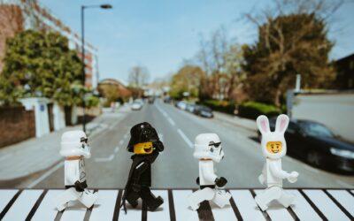 Få dig en ny hobby med Lego minifigures