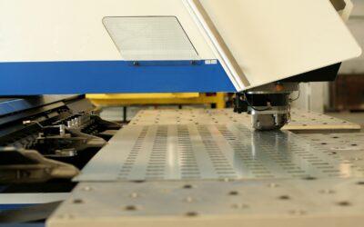 De vigtigste komponenter i pladebearbejdning